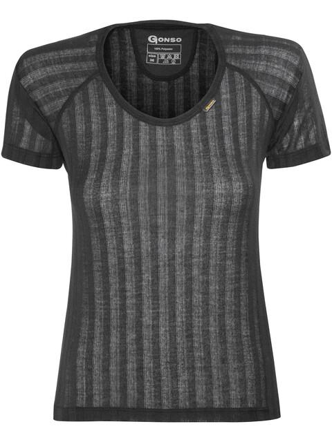 Gonso Atara U-Shirt Damen black